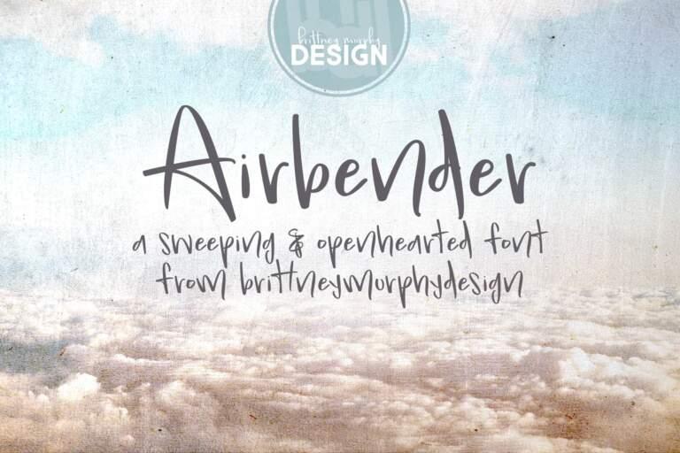 Airbender Title