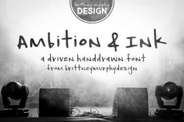 Ambition & Ink Demo