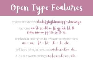 Avocado & Lime Open Type