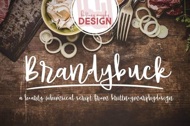 Brandy Buck Title Image
