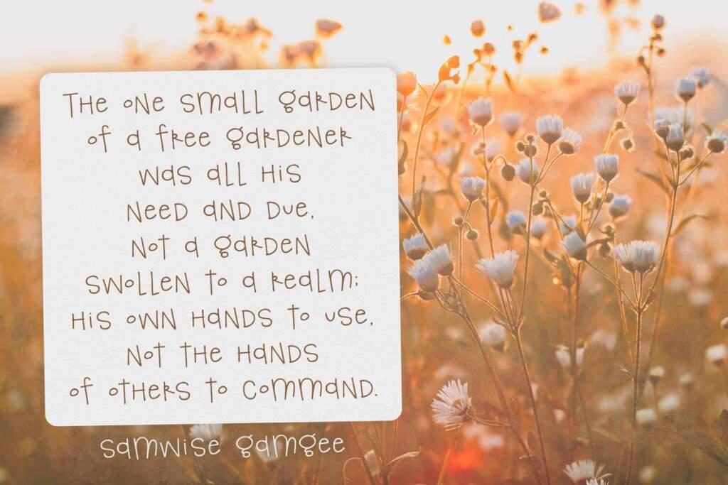 Regular Lingonberry Marmalade Sam Quote