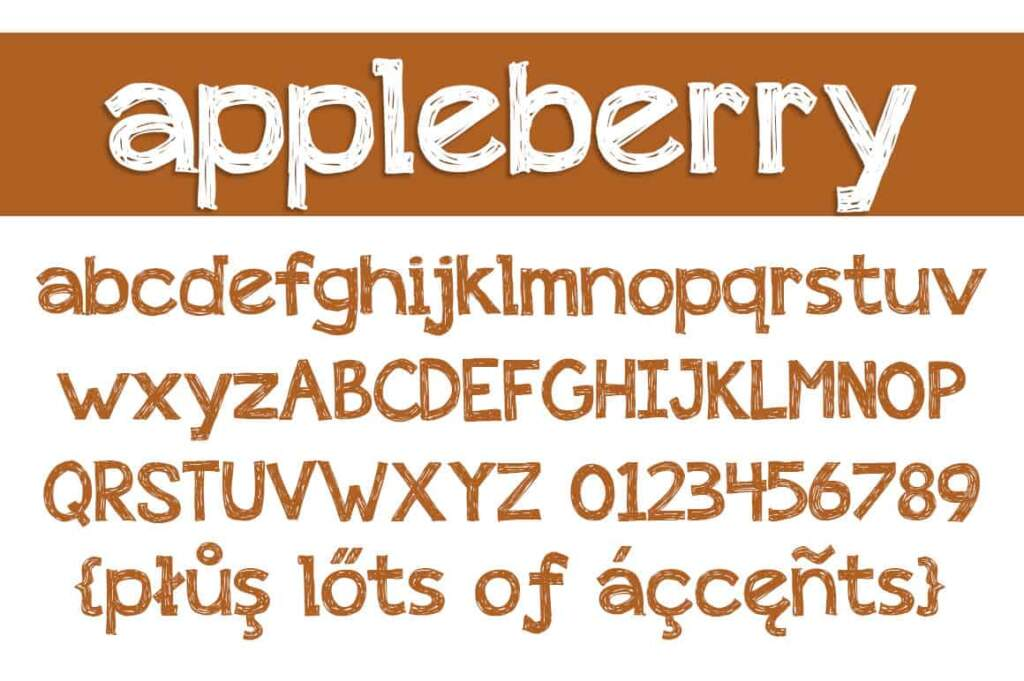 Appleberry Letters