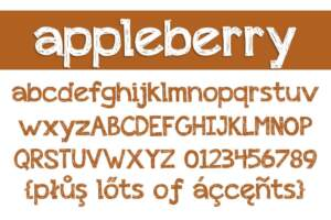 Appleberry Letters