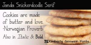 Janda Snickerdoodle Serif Fp 950x475