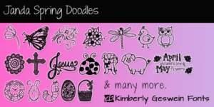 Janda Spring Doodles Fp 950x475