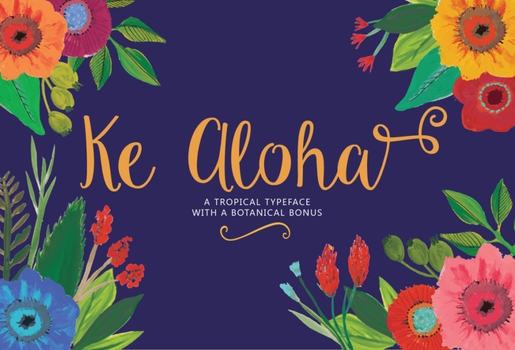 Ke Aloha 1