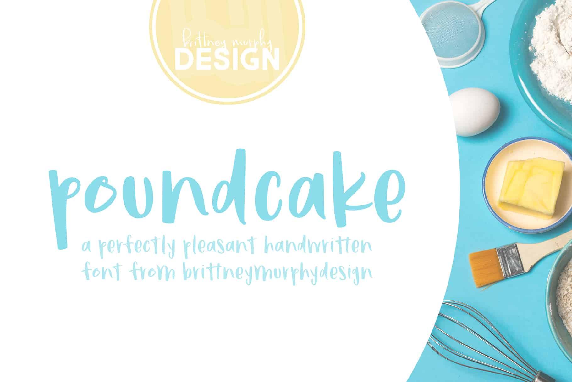 Poundcake Regular Title