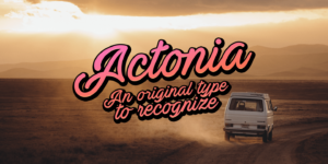 Actonia Poster01