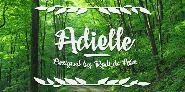 Adielle Poster01