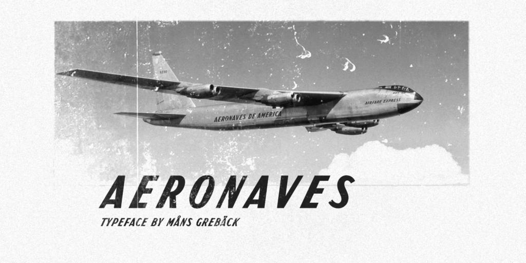 Aeronaves Poster01