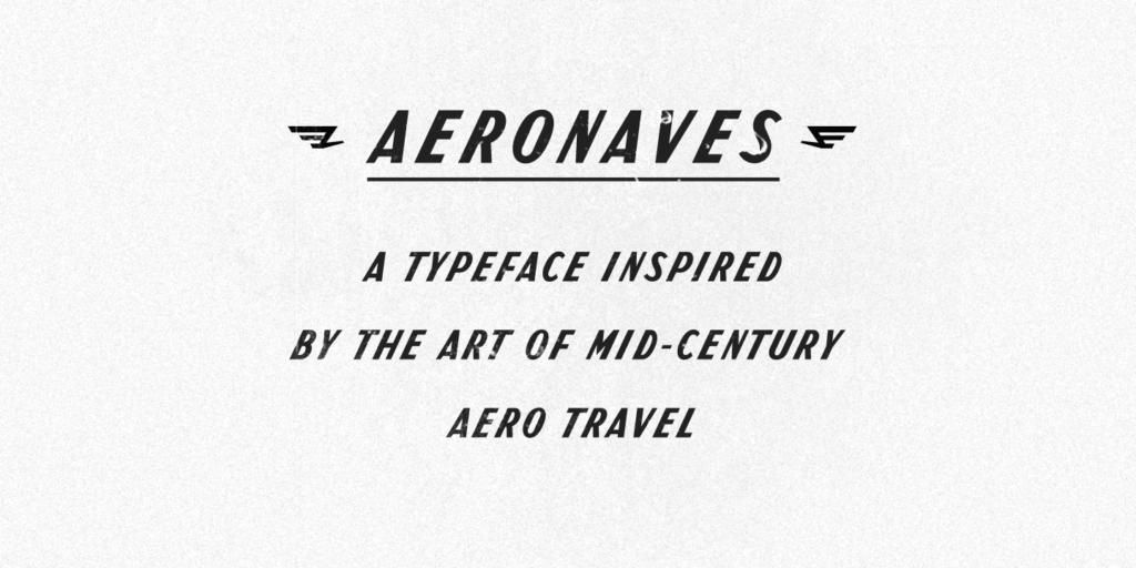Aeronaves Poster02