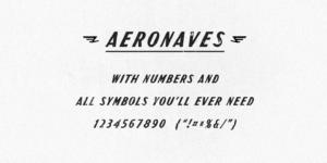 Aeronaves Poster03