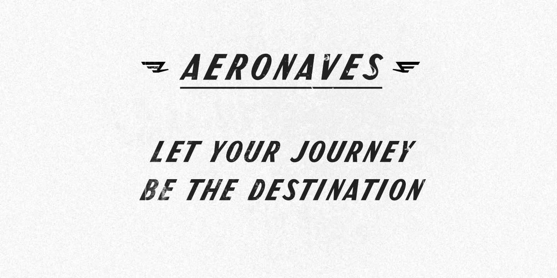 Aeronaves Poster04