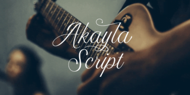 Akayla Script Poster01