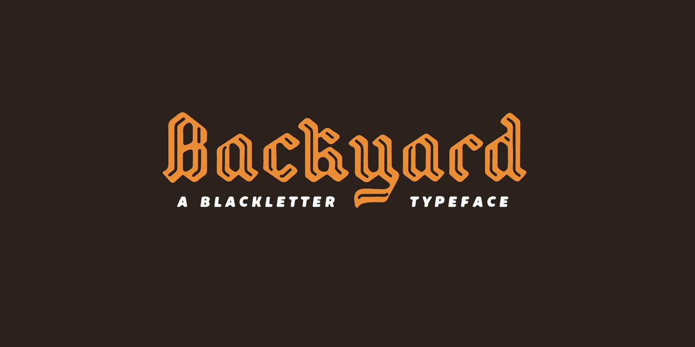 Backyard Poster01