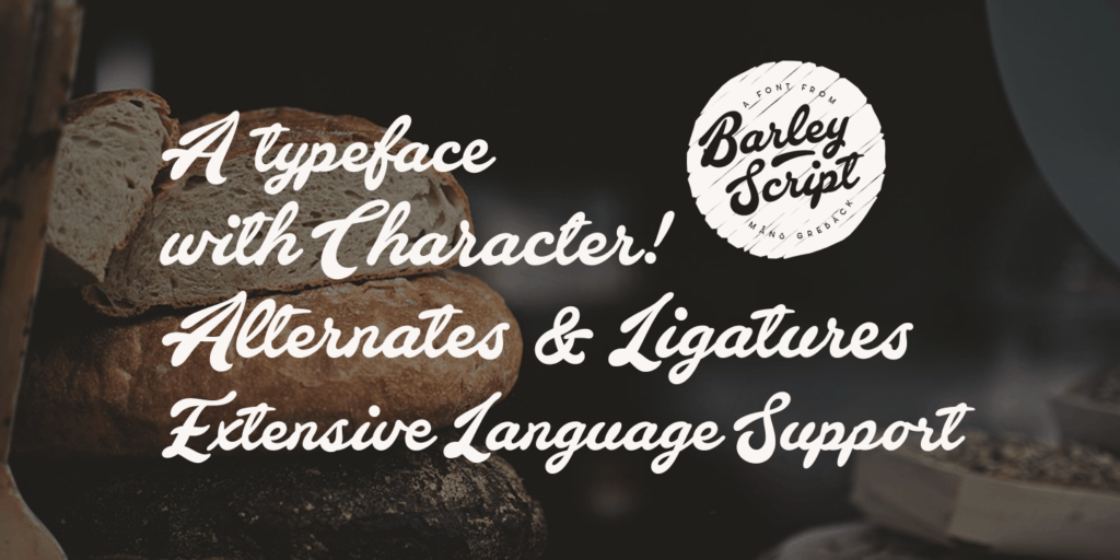 Barley Script Poster02
