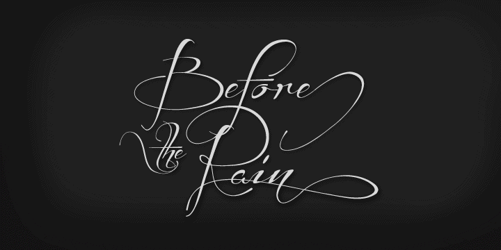 Before The Rain Poster3