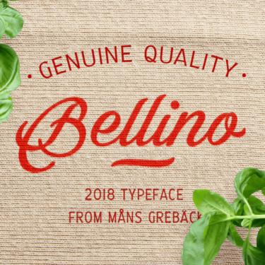 Bellino Flag