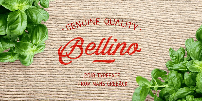 Bellino Poster01