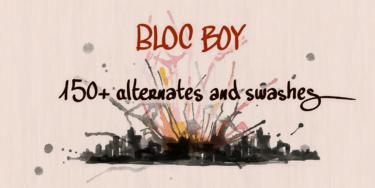 Bloc Boy Poster02