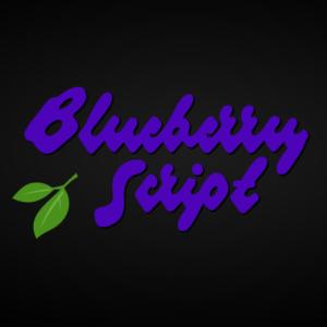 Blueberry Script Flag