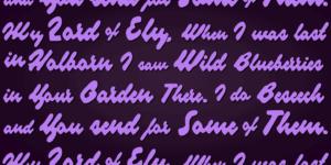 Blueberry Script Poster02