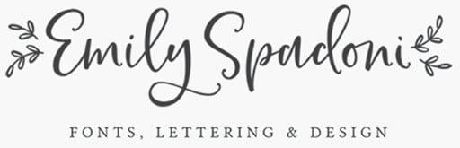 Emily Spadoni Banner Logo