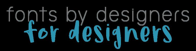 Fontsbydesigners