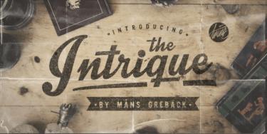 Intrique Poster01