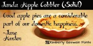 Janda Apple Cobbler Fp 950x475