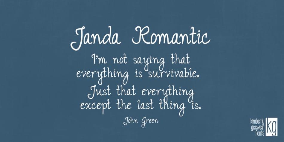 Janda Romantic Fp 950x475