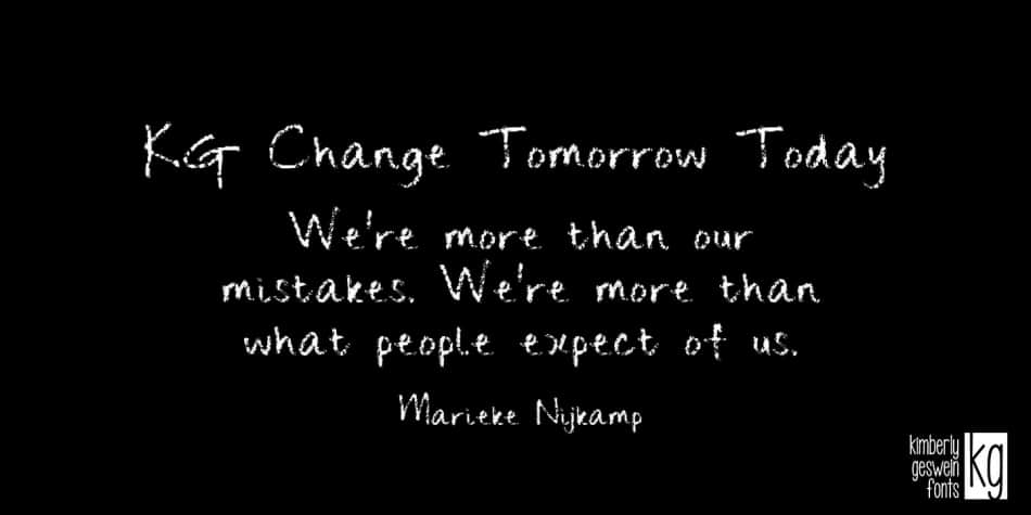Kg Change Tomorrow Today Fp 950x475