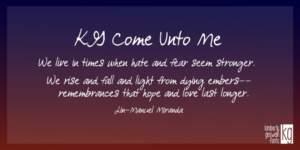 Kg Come Unto Me Fp 950x475