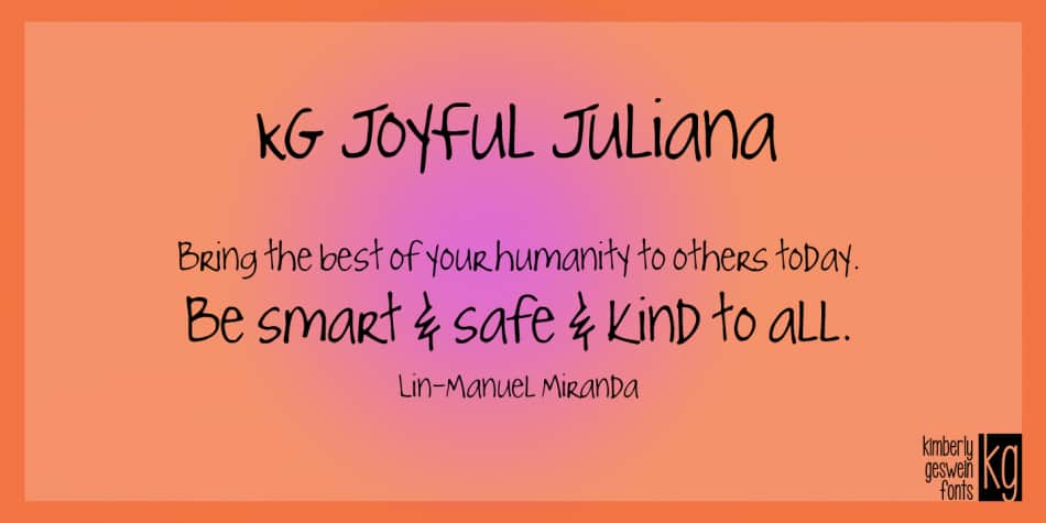 Kg Joyful Juliana Fp 950x475