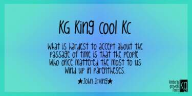 Kg King Cool Kc