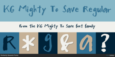 Kg Mighty To Save