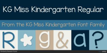 Kg Miss Kindergarten Regular Fp 950x475