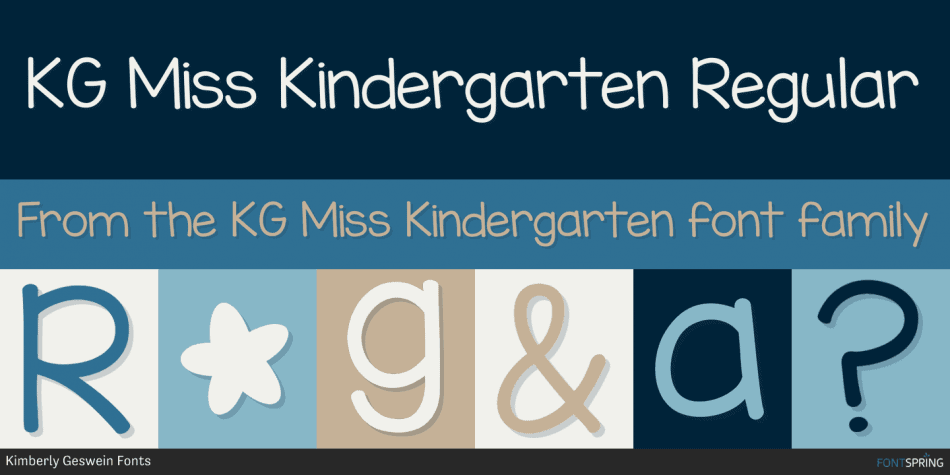 Kg Miss Kindergarten Regular Fp 950x475