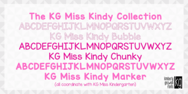 Kg Miss Kindy Collection Fp 950x475