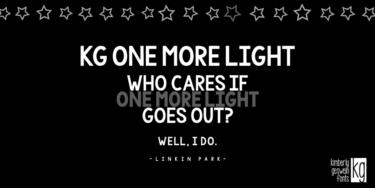 Kg One More Light