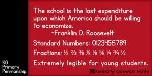 Kg Primary Penmanship Fp 950x475
