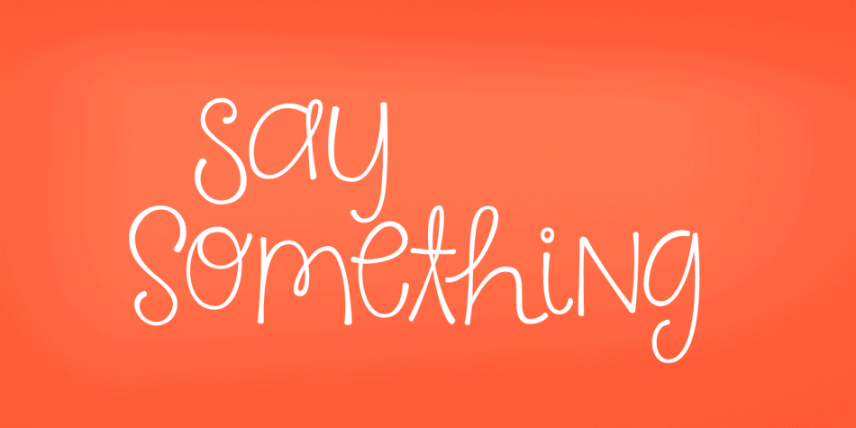 Kg Say Something Fp 950x475 (1)