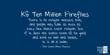 Kg Ten Million Fireflies