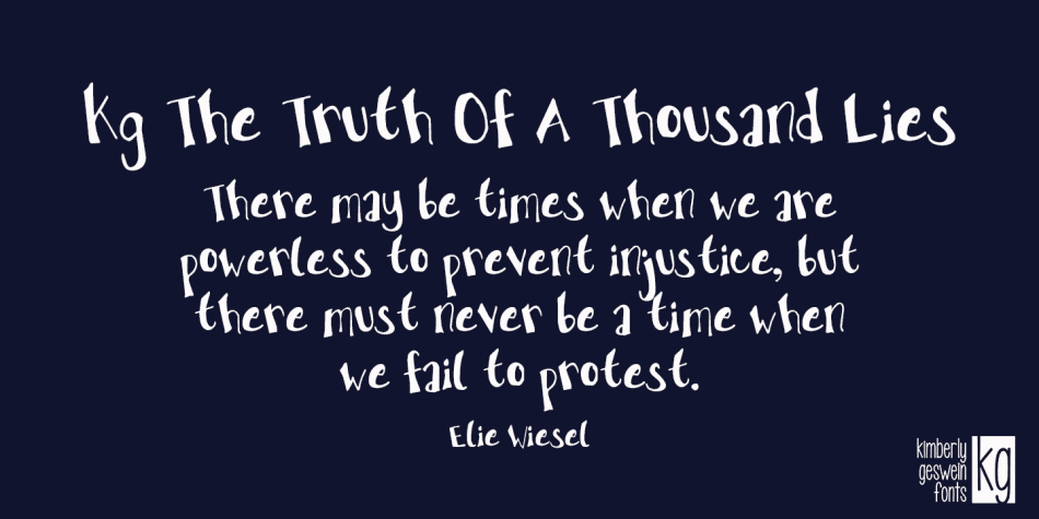 Kg The Truth Of A Thousand Lies Fp 950x475