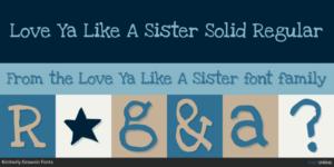 Love Ya Like A Sister Solid Regular Fp 950x475