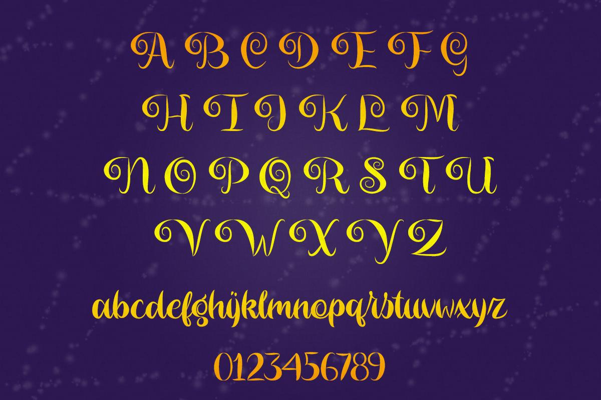 Magier Schrift 3