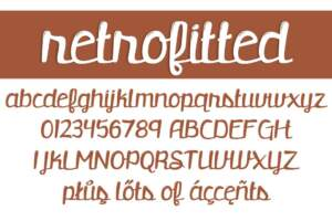 Retrofitted Letters