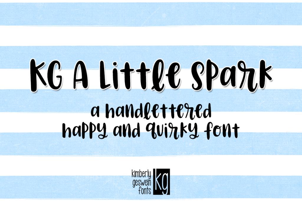 KG A Little Spark