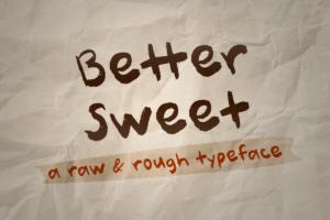 Better Sweet