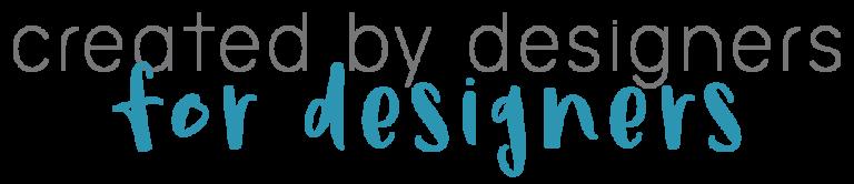 Bydesignersfordesigners